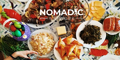 Paris: Global Potluck (The Nomadic Network) tickets