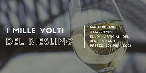 I mille volti del Riesling