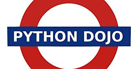 London Python Code Dojo - Season 11 Episode 7 tickets