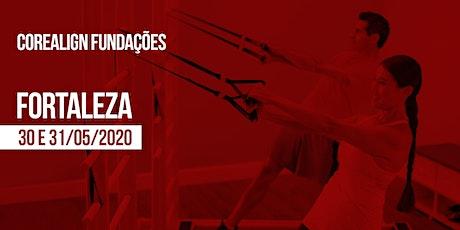 Formação em CoreAlign - Módulo Fundações - Physio Pilates Balanced Body - Fortaleza ingressos