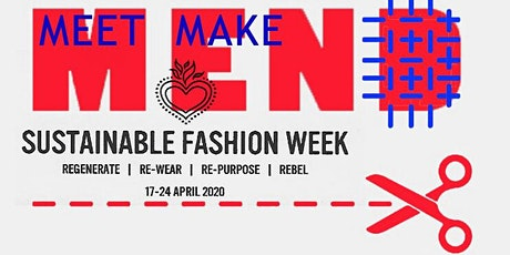 MEET•MAKE•MEND - Visible Mending Circle in support of Sustainable Fashion Week! tickets