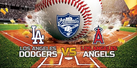 Dodgers vs Angels Game&Tailgate Party Presented by Angel City Visionaries tickets