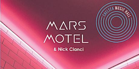 Mars Motel tickets