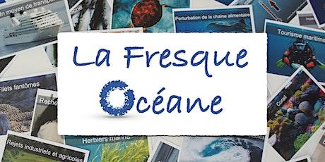 Atelier Fresque Océane animé par Antoine Rabain billets