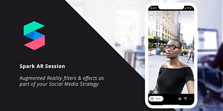 Spark AR Session // Instagram & Facebook filters tickets