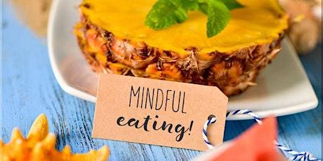 Workshop Mindful Eten tickets