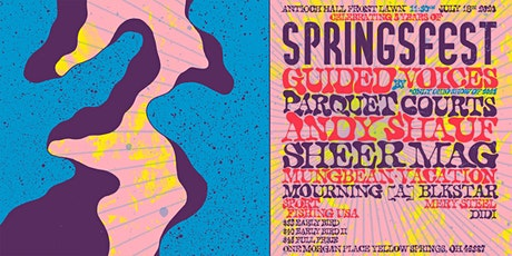 Springsfest 2020 - Celebrating 5 Years of Springsfest tickets