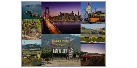 E4S loves our Wine - Napa Valley here we come 2021 tickets