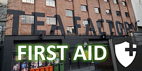 3 Day Level 3 First Aid at Work Training Course Liverpool tickets
