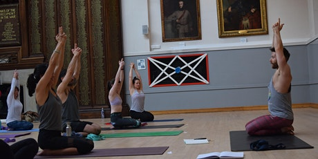 Kilted Yoga tickets