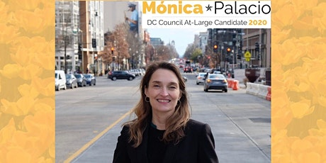 The Official Elect Monica for DC City Council at large Launch Party tickets