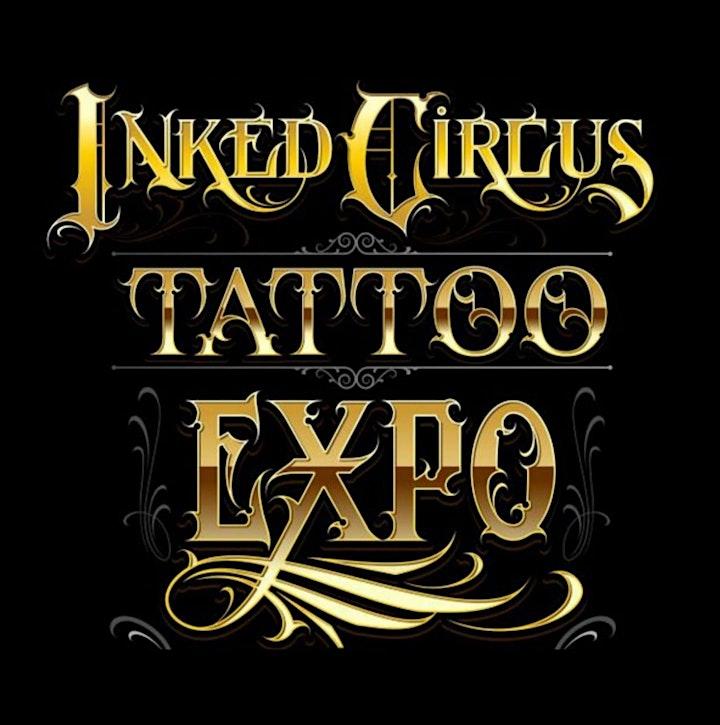 INKED CIRCUS TATTOO EXPO - MARKHAM image