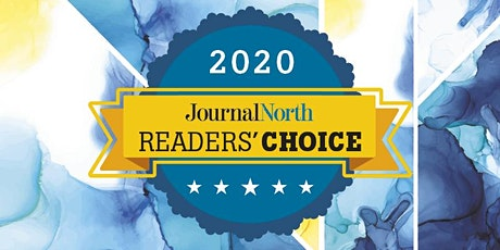 2020 Journal North Readers' Choice Celebration tickets