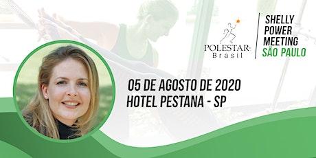Shelly Power Meeting São Paulo tickets