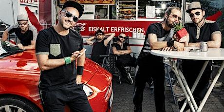 Cris Cosmo & Band live beim Hegehof Ladenburg Sommerfest Tickets