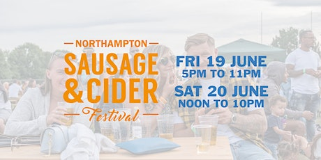 Northampton Sausage and Cider Festival 2020 tickets