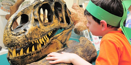 Community Day: Celebrating Fossils and Dinosaurs tickets
