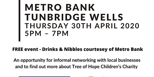 Tree of Hope Networking Event