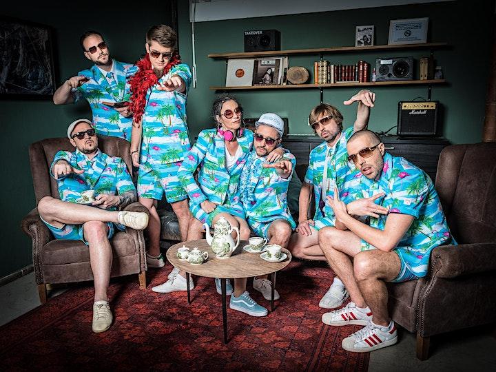 Cris Cosmo & Band live beim Hegehof Ladenburg Sommerfest: Bild