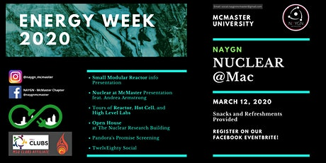 NAYGN Presents: Nuclear At Mac tickets