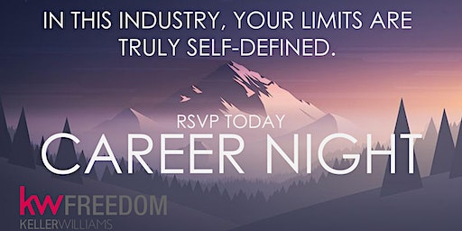 Real Estate Career Night
