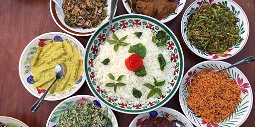 Sri Lankan Cooking Class with Bhante Amitha and Monks!