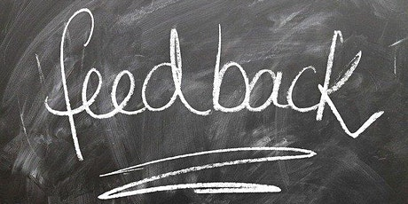 Shoreline Business Forum May 8th- Sharing Effective Feedback tickets
