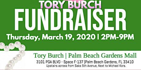 Tory Burch Fundraiser tickets