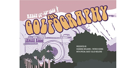 The Golfography Experience tickets
