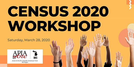 2020 Census Workshop