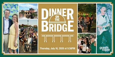 Dinner on the Bridge 2020 tickets