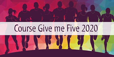 Course et marche Give me Five 2021 billets