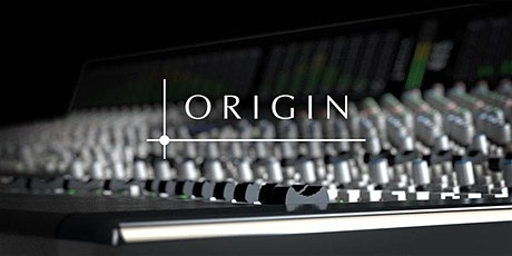 Experience The Solid State Logic Origin Console At Vintage King Los Angeles tickets