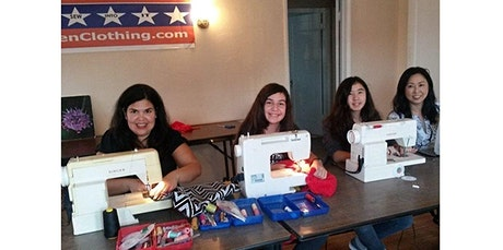 Learn How to Sew in 2 Hours (08-11-2020 starts at 6:30 PM) tickets