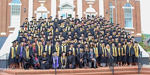 Ferrum College Class of 2020 Baccalaureate Dinner