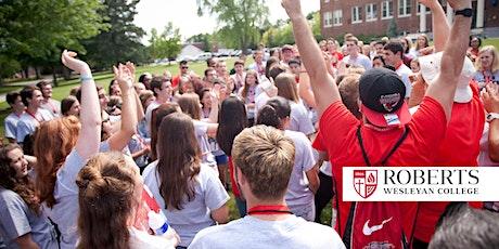 New Student Registration: June 29 tickets