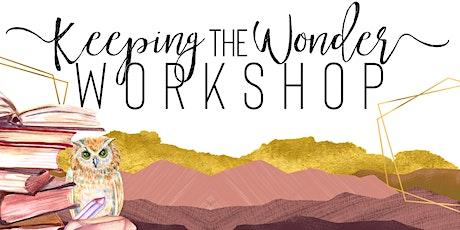 CANCELED: Keeping the Wonder: A Secondary ELA Workshop in Magical Sedona, AZ tickets