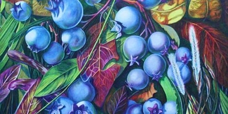 POSTPONED Coloured Pencil Art with Dee Poisson tickets