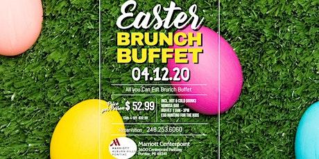 Easter Brunch at Auburn Hills Marriott Pontiac tickets