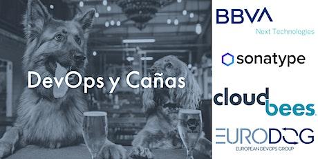 MADRID - Devops y Cañas entradas