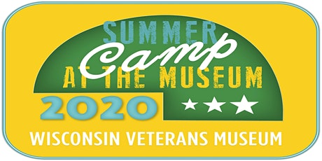 2020 SUMMER CAMP: WHEN I GROW UP I WANT TO WORK IN A MUSEUM! AUGUST 10-14 tickets