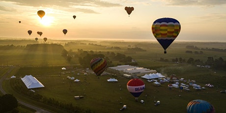 The Chesapeake Bay Balloon Festival tickets