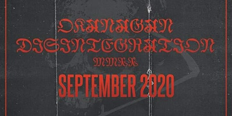 Okanagan Disintegration 2020 tickets