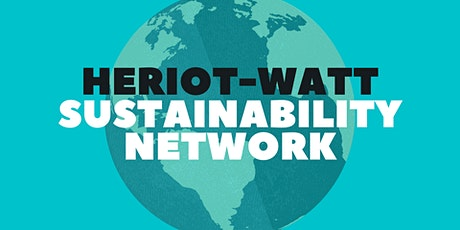 Heriot-Watt Sustainability Network tickets