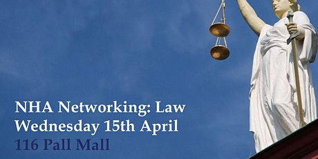 NHA Networking: Law tickets