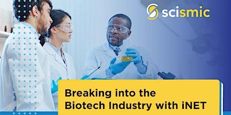 Breaking into Biotech Industry - Part 1: Interactive Online CV Workshop tickets