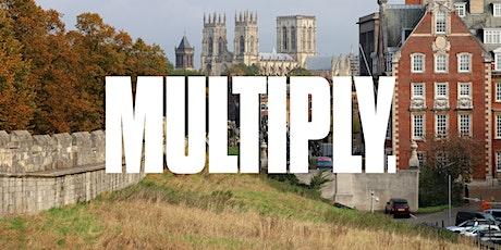 Multiply Workshop in York tickets