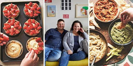 A Middle Eastern Feast with Sarit Packer and Itamar Srulovich of Honey & Co. tickets