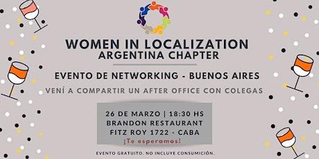 WLAR - Evento de Networking - Buenos Aires entradas