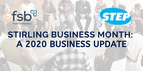 Stirling Business Month: A 2020 Business Update tickets